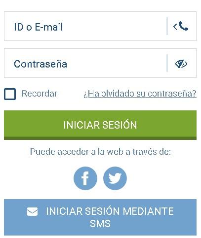 1xbet formulario de registro